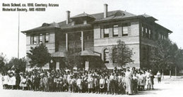 historical photo of Davis